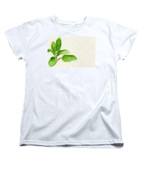 Sage Women's T-Shirt (Standard Cut)