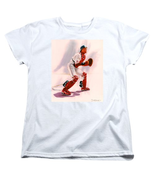 Sandy Alomar Women's T-Shirt (Standard Cut)