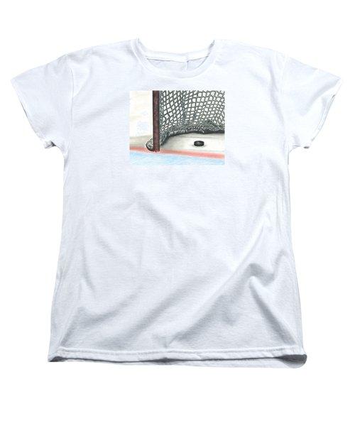 Score Women's T-Shirt (Standard Cut) by Troy Levesque