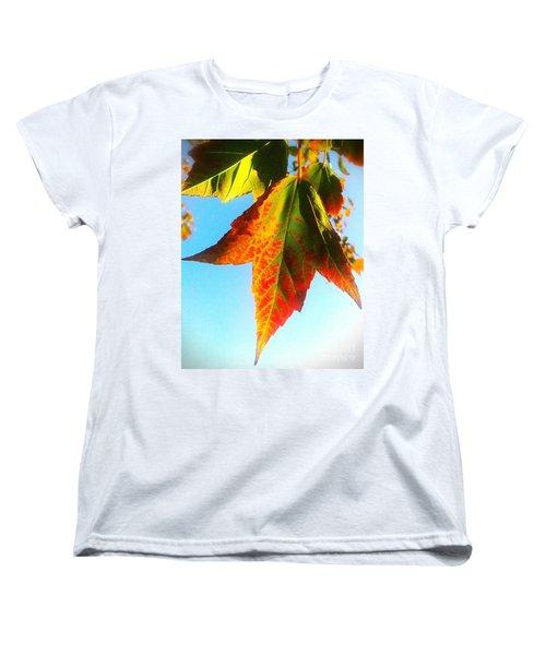 Women's T-Shirt (Standard Cut) featuring the photograph Season's Change by James Aiken