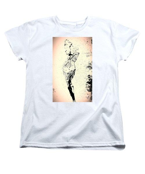 Self Realization Women's T-Shirt (Standard Cut) by Jacqueline McReynolds