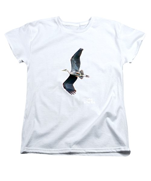 Women's T-Shirt (Standard Cut) featuring the photograph Showing Some Leg by Heather King