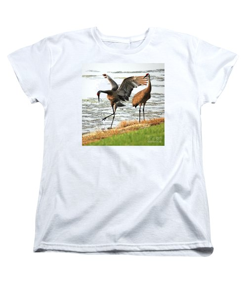 Showoff Women's T-Shirt (Standard Cut)