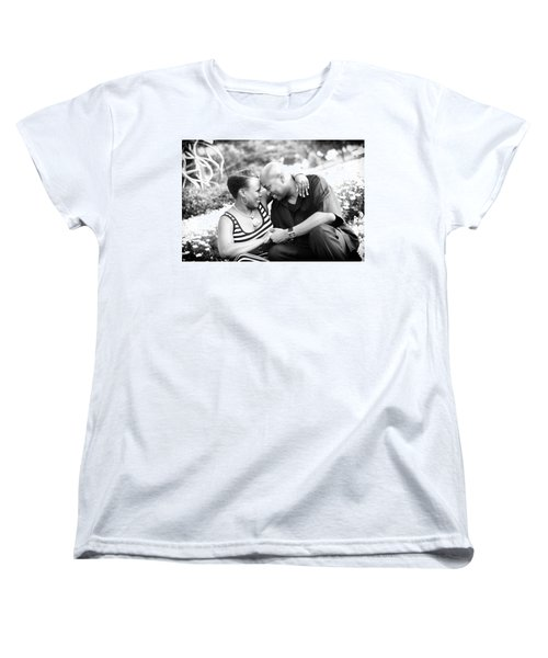 Women's T-Shirt (Standard Cut) featuring the photograph Smith Harper 14 by Coby Cooper
