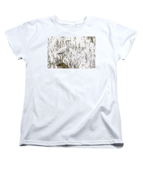 Solitude Women's T-Shirt (Standard Cut) by Kate Brown