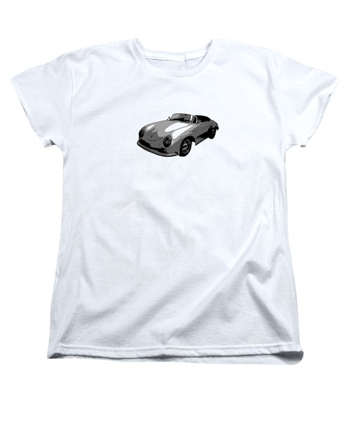 Women's T-Shirt (Standard Cut) featuring the photograph Speedster by J Anthony