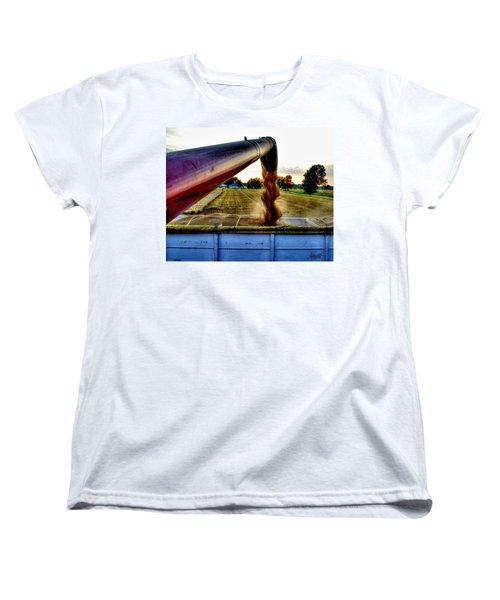 Spiral In Time Women's T-Shirt (Standard Cut)
