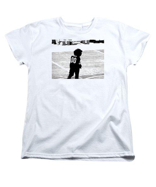 Staley Da Bear 2 Women's T-Shirt (Standard Cut) by Michael Krek
