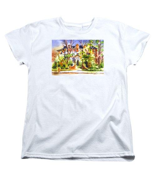 Ste Marys Of The Ozarks Hospital Women's T-Shirt (Standard Cut) by Kip DeVore