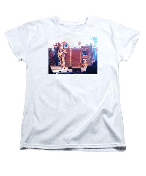 Stephan The Bass Player Women's T-Shirt (Standard Cut) by Aaron Martens