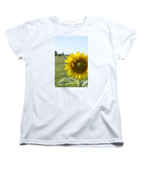 Summer Lovin Women's T-Shirt (Standard Cut) by Traci Cottingham