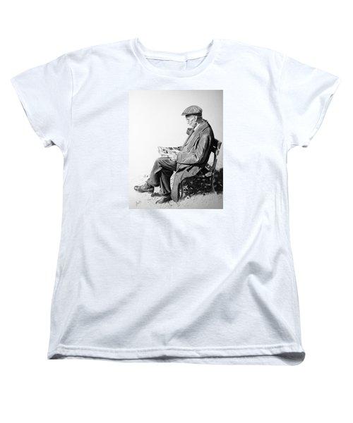 Sunday Edition Women's T-Shirt (Standard Cut)