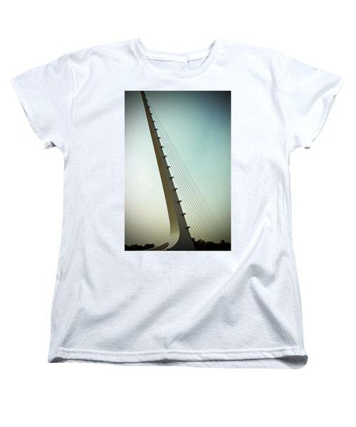 Sundial At Sunrise Women's T-Shirt (Standard Cut)