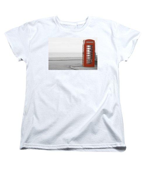 Telephone Booth Women's T-Shirt (Standard Cut)