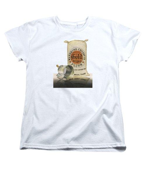 The Bakers Choice Women's T-Shirt (Standard Cut) by Ferrel Cordle