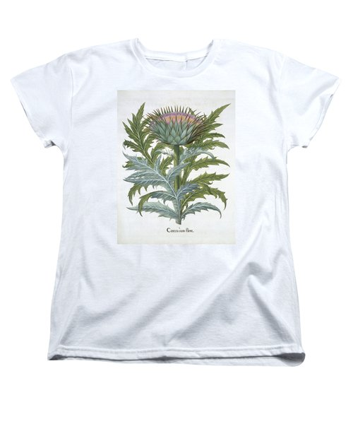 The Cardoon, From The Hortus Women's T-Shirt (Standard Cut) by German School