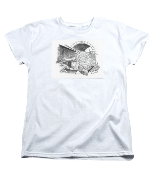 The Essence Women's T-Shirt (Standard Cut) by Scott and Dixie Wiley