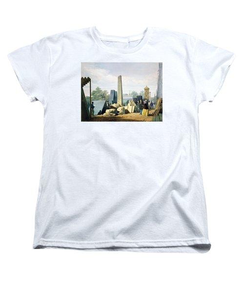 The Exterior, From Dickinsons Women's T-Shirt (Standard Cut)