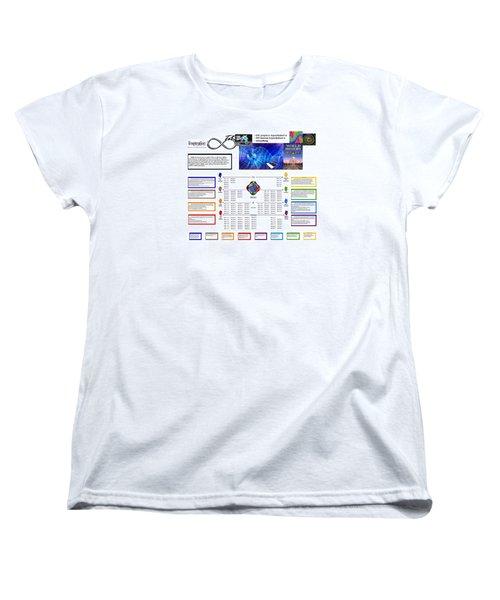 Lightspeed Reading  Women's T-Shirt (Standard Cut) by Peter Hedding