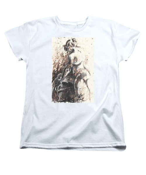 The Toilet Women's T-Shirt (Standard Cut) by Melinda Dare Benfield