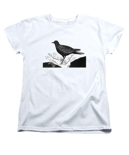 The Witness Women's T-Shirt (Standard Cut) by Helena Tiainen