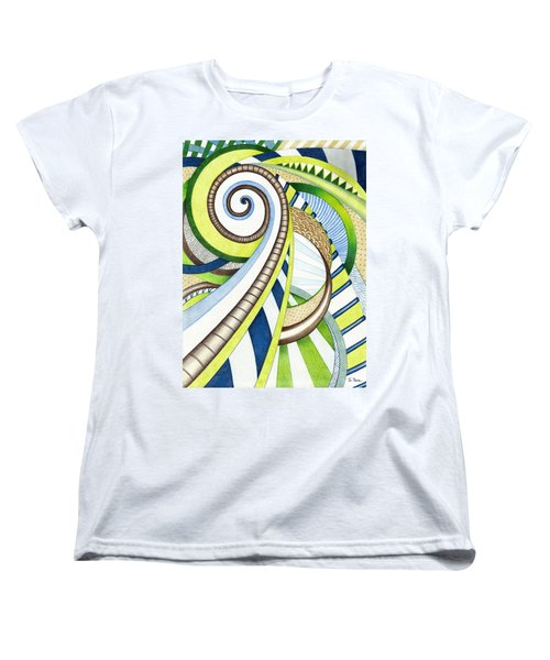 Time Travel Women's T-Shirt (Standard Cut)