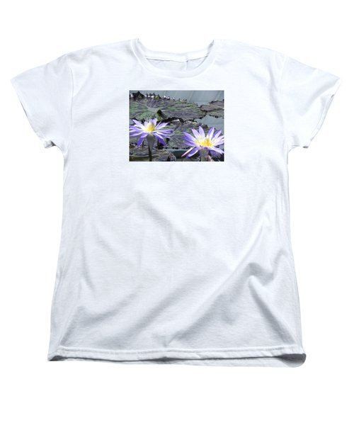 Women's T-Shirt (Standard Cut) featuring the photograph Together Is Beauty by Chrisann Ellis