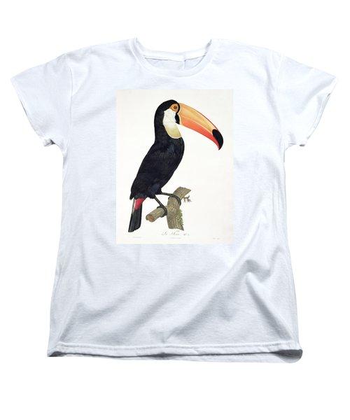 Toucan Women's T-Shirt (Standard Cut) by Jacques Barraband