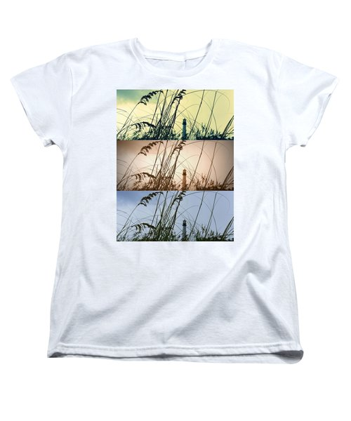 Transitions Women's T-Shirt (Standard Cut) by Laurie Perry