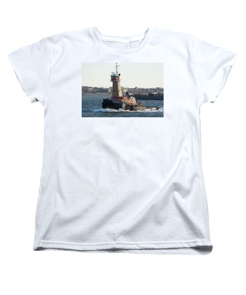 Tugboat Dace Reinauer Women's T-Shirt (Standard Cut) by Kenneth Cole