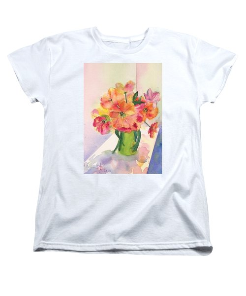 Tulips For Mother's Day Women's T-Shirt (Standard Cut)