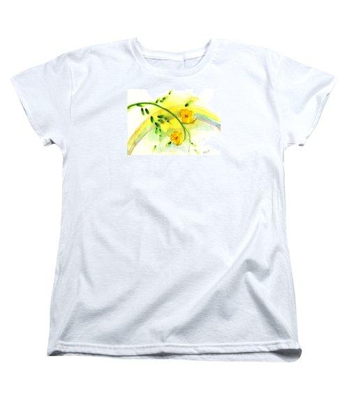 'twas By Grace Women's T-Shirt (Standard Cut)