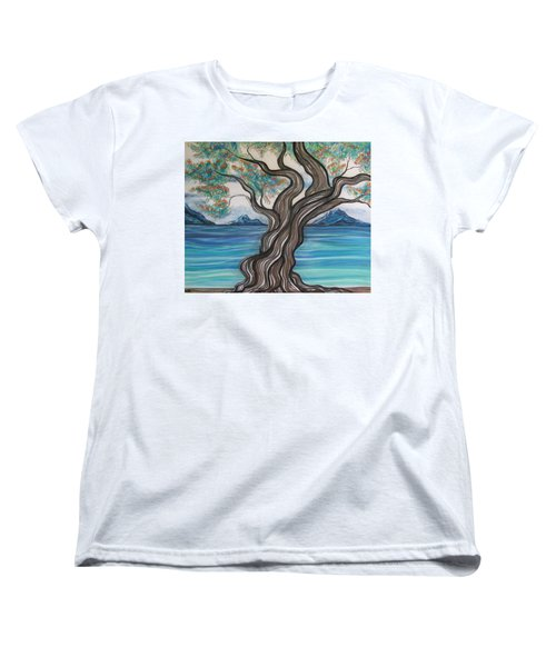 Twisted Tree Women's T-Shirt (Standard Fit)