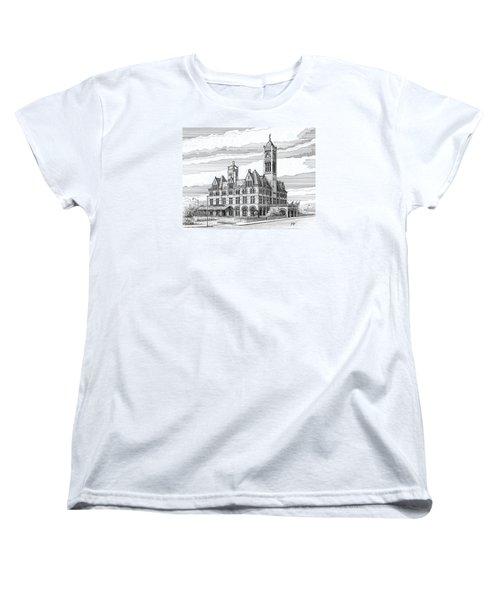 Union Station In Nashville Tn Women's T-Shirt (Standard Cut)