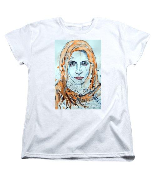 Untitled 10 Women's T-Shirt (Standard Cut) by Ismeta Gruenwald