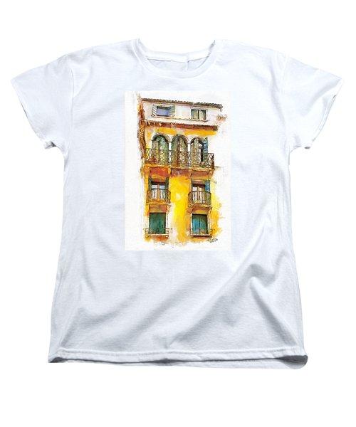 Radiant Abode Women's T-Shirt (Standard Cut) by Greg Collins
