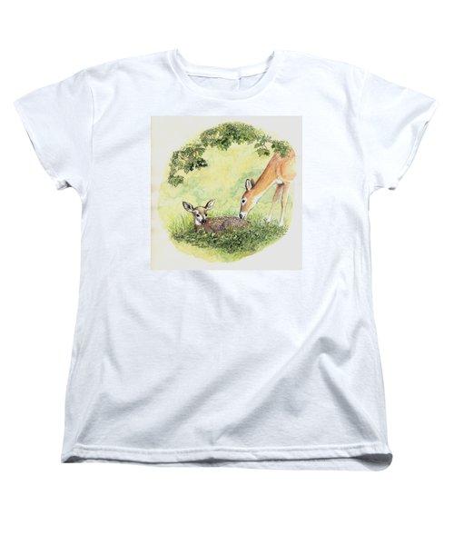 Wake Up Sleepyhead Women's T-Shirt (Standard Cut) by Duane R Probus