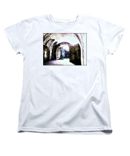 War At Fort Pickens Women's T-Shirt (Standard Cut)