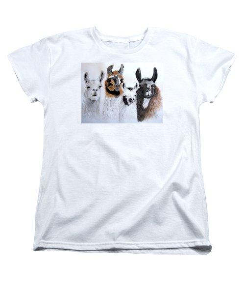 What Is Up Women's T-Shirt (Standard Cut) by Joette Snyder