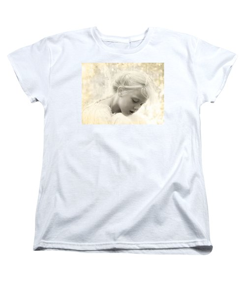 When Dreams Come True Women's T-Shirt (Standard Cut) by Ellen Cotton