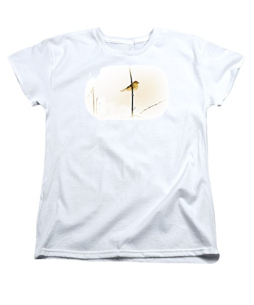 White Out Conditions Women's T-Shirt (Standard Cut)