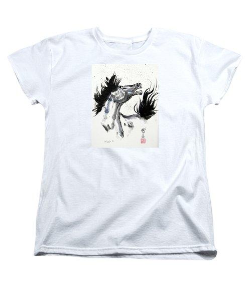 Wind Fire Women's T-Shirt (Standard Cut) by Bill Searle