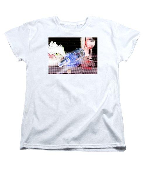 Wine Country - Photopower 01 Women's T-Shirt (Standard Cut) by Pamela Critchlow