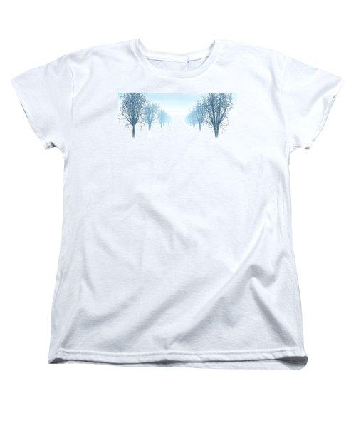 Winter Avenue Women's T-Shirt (Standard Cut)