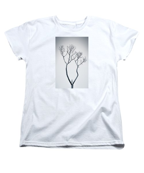 Wishbone Tree Women's T-Shirt (Standard Cut)