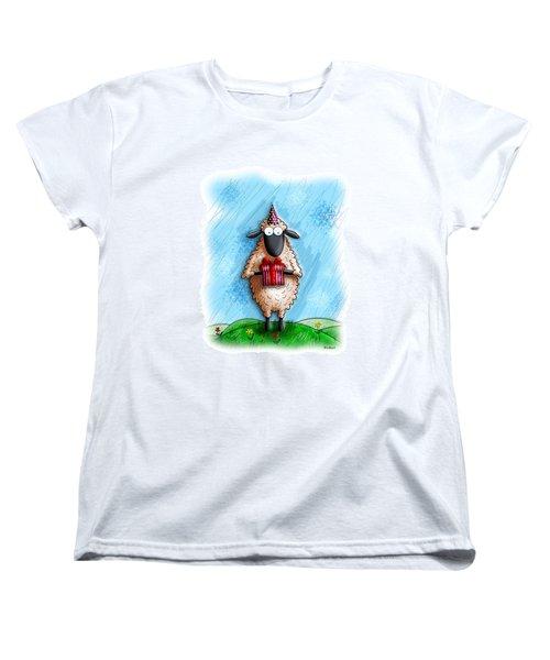 Wishing Ewe  Women's T-Shirt (Standard Cut)