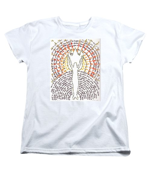 Ye Are The Light Of The World Women's T-Shirt (Standard Cut) by Hidden  Mountain
