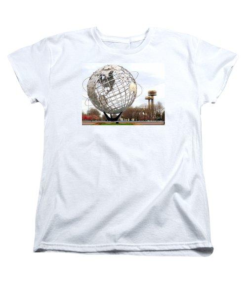 Yesterdays Glory Women's T-Shirt (Standard Cut) by Ed Weidman