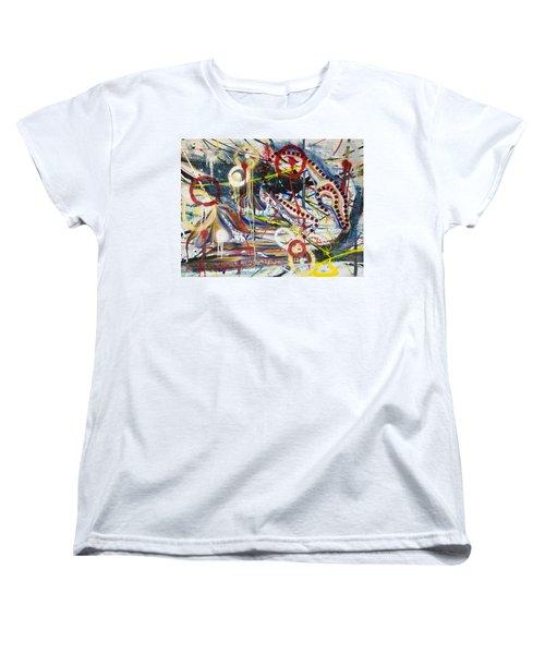 Metronomes Women's T-Shirt (Standard Cut) by Sheridan Furrer