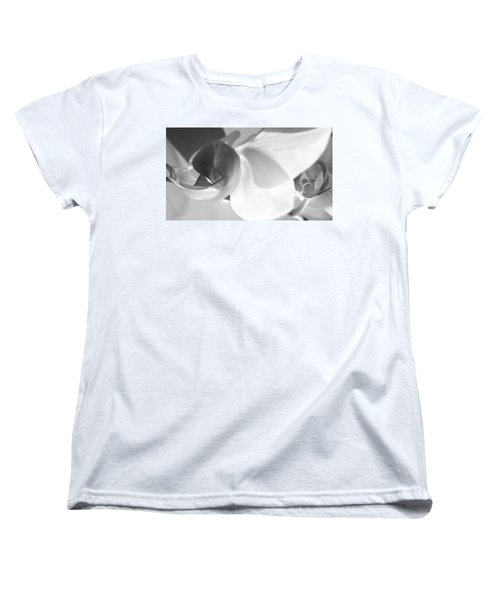 Women's T-Shirt (Standard Cut) featuring the photograph Orchid by Kume Bryant